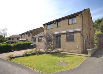 Thumbnail 4 bedroom detached house to rent in Delves Wood Road, Huddersfield