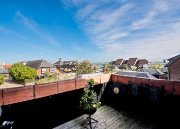 Thumbnail 2 bed flat for sale in Endeavour Way, Hythe, Southampton