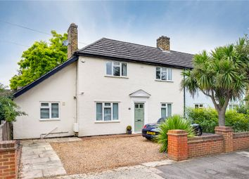 Thumbnail 3 bedroom semi-detached house for sale in Temple Road, Richmond