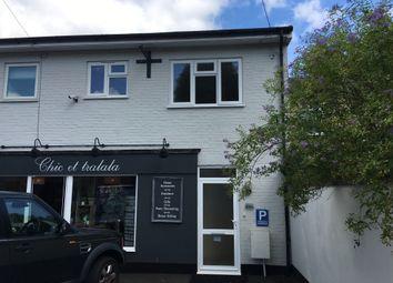 Thumbnail 3 bed flat to rent in Hollybush Lane, Sevenoaks, Kent