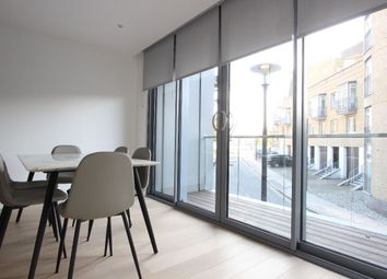 Thumbnail 3 bed flat to rent in Three Colt Street, Canary Wharf, London