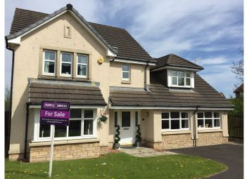 Thumbnail 4 bed detached house for sale in Mulloch Avenue, Falkirk