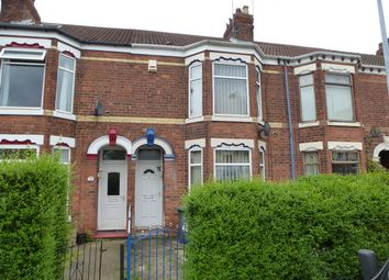 Thumbnail 3 bed terraced house for sale in Westcott Street, Holderness Road, Hull