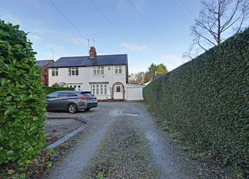 Thumbnail 3 bed semi-detached house for sale in Eppleworth Road, Cottingham