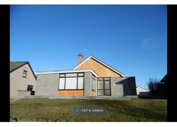 Thumbnail 3 bed bungalow to rent in Sanday Road, Aberdeen