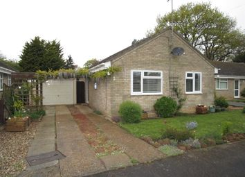 Thumbnail 2 bed detached bungalow for sale in Balmoral Crescent, Heacham, King's Lynn