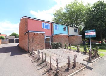 Thumbnail 2 bedroom end terrace house for sale in Timperley Road, Hadleigh, Ipswich, Suffolk