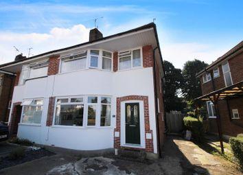 Rushams Road, Horsham RH12. 3 bed semi-detached house