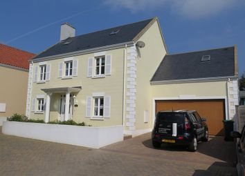 Thumbnail 6 bed property for sale in La Route De La Hougue Bie, St. Saviour, Jersey