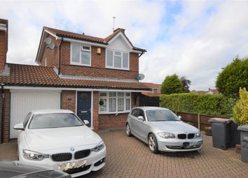 Thumbnail 3 bed detached house for sale in Hogarth Close, Bedworth, Warwickshire