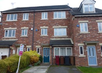Thumbnail 5 bed terraced house for sale in Mimosa Court, Scunthorpe