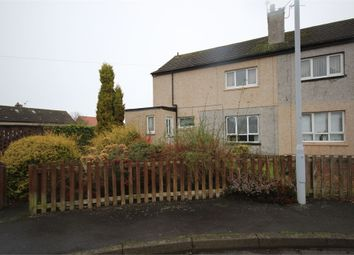 Thumbnail 1 bed flat for sale in Stewart Crescent, Lochgelly, Fife