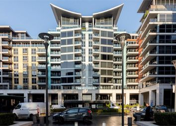 Thumbnail 3 bed flat for sale in The Boulevard, Imperial Wharf, London