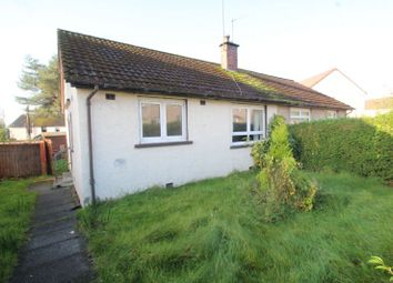 Thumbnail 1 bed bungalow for sale in 17, Boswell Avenue, Auchinleck KA182Aw