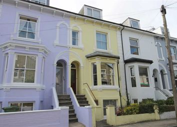 Thumbnail 4 bedroom terraced house for sale in Albany Road, Southsea