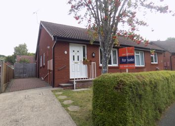 Thumbnail 2 bed semi-detached bungalow for sale in Corinna Gardens, Dibden