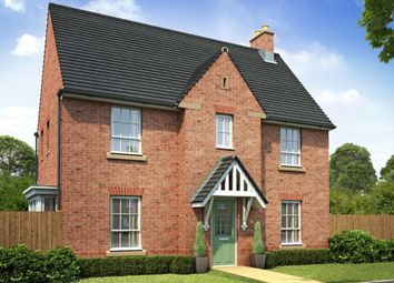 "Thumbnail 3 bedroom semi-detached house for sale in ""Morpeth"" at Nottingham Business Park, Nottingham"