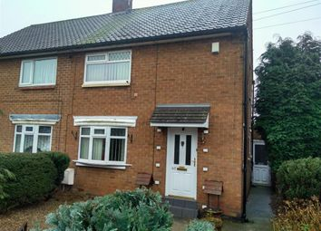 Thumbnail 2 bed semi-detached house for sale in Woodside Avenue, Seaton Delaval, Whitley Bay