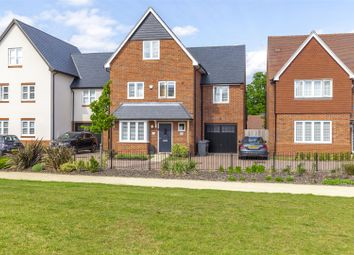 Thumbnail 5 bed detached house for sale in Johnston Street, Gilston, Harlow