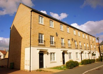 Thumbnail 2 bed terraced house to rent in Harlow Crescent, Oxley Park, Milton Keynes