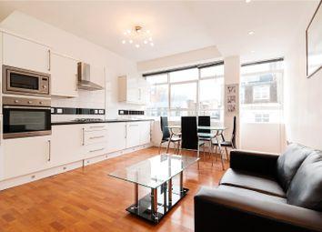 Thumbnail 2 bed flat to rent in Hatton Garden, Farringdon, London
