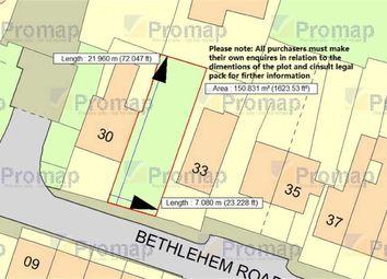 Thumbnail Land for sale in Heol Bethlehem, Swansea