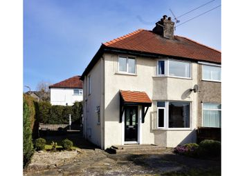 Thumbnail 3 bed semi-detached house for sale in Maelgwyn Drive, Conwy