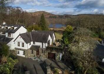 Thumbnail 3 bedroom detached house for sale in Lake House, Lakeside, Newby Bridge, Ulverston