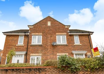 Thumbnail 3 bed semi-detached house to rent in Sherwood Place, Headington