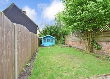 Thumbnail 3 bed terraced house for sale in Crabble Avenue, Dover, Kent