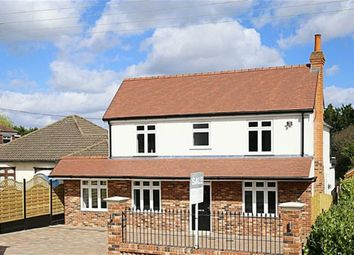 Thumbnail 4 bed detached house for sale in Oak Hill Road, Stapleford Abbotts, Essex