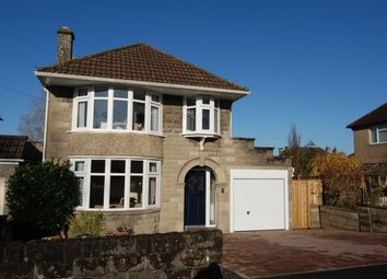 Thumbnail 3 bed detached house for sale in Bellefield Crescent, Trowbridge