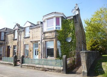 Thumbnail 1 bed flat to rent in Montgomery Street, Larkhall