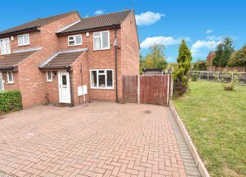 Thumbnail 3 bed semi-detached house for sale in De Montfort Close, Loughborough