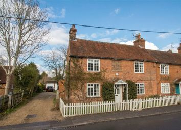 Thumbnail 3 bed property for sale in The Street, Crookham Village, Fleet