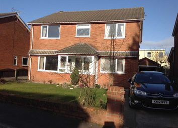 Thumbnail 1 bedroom flat to rent in Rawstrone Close, Freckleton, Freckleton