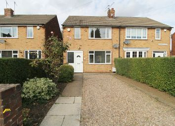 Thumbnail 2 bed semi-detached house for sale in Herbert Close, Off York Road, Doncaster