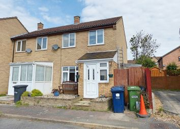 Thumbnail 3 bed end terrace house for sale in Blenheim Way, Yaxley, Peterborough