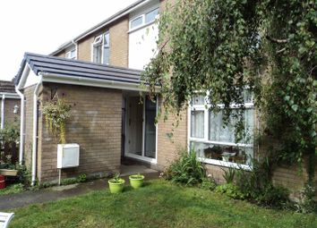 Thumbnail 2 bed end terrace house for sale in Brynheulog, Rhayader, Powys