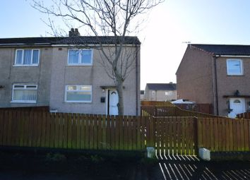 Thumbnail 2 bedroom terraced house for sale in Carrick Avenue, Saltcoats