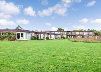 Thumbnail 3 bedroom terraced bungalow for sale in Mill Close, Chichester, West Sussex