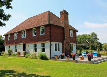 Thumbnail 7 bed detached house for sale in The Common, Sissinghurst, Cranbrook