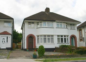 Thumbnail 4 bed semi-detached house to rent in Beaumont Road, Petts Wood, Orpington