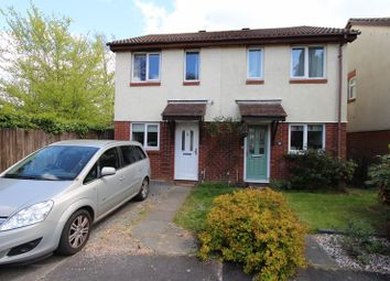 Thumbnail 2 bed semi-detached house to rent in Larkspur Close, Locks Heath, Southampton