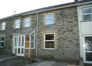 Thumbnail 3 bed terraced house for sale in Aberarad, Newcastle Emlyn