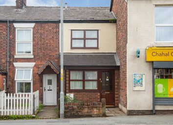 Thumbnail 2 bed terraced house for sale in Runcorn Road, Barnton, Northwich, Cheshire