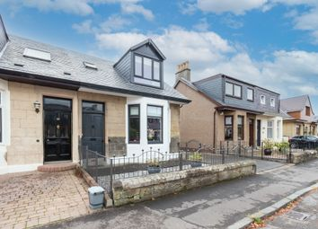 Thumbnail 3 bed semi-detached house for sale in Wallace Street, Grangemouth, Falkirk