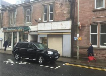 Thumbnail Retail premises for sale in 48 High Street, Dingwall