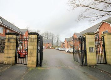 Thumbnail 2 bed flat for sale in Lymewood Close, Newcastle-Under-Lyme