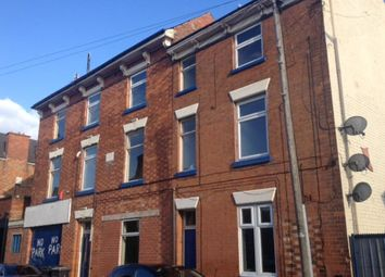 Thumbnail 1 bed flat to rent in Evington Street, Leicester